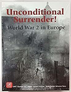 Amazon.com: GMT Unconditional Surrender! World War 2 in ...