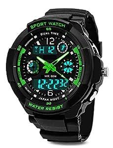 Imagen no disponible. Imagen no disponible del. Color: Reloj digital ...