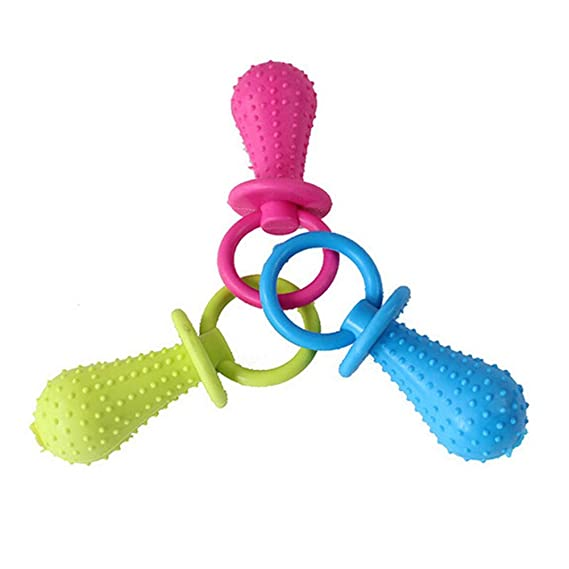 Amazon.com: Juguetes de masticar WISTIC, 1 pieza de color ...