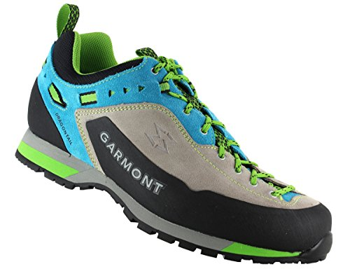 M Lt Chaussures Blue Unisex Montantes Aqua Grey Dragontail Garmont Light OFwqUK