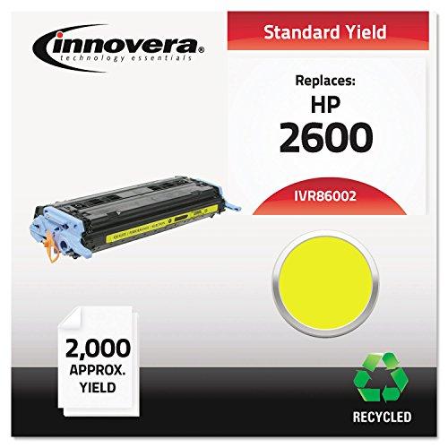 IVR86002 - Remanufactured Q6002A 124A Laser Toner