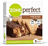 #7: ZonePerfect Nutrition Snack Bars, Fudge Graham, 1.76 oz, (30 Count)