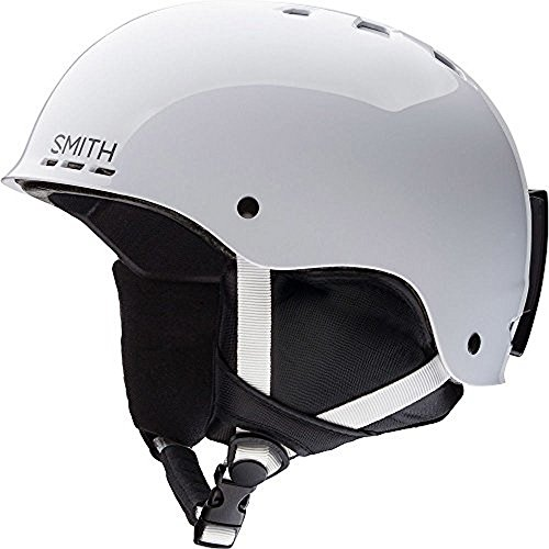 Smith Optics Unisex Youth Holt Jr Snow Sports Helmet - White Youth Small (48-53CM)