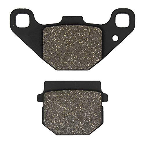 Cyleto Remblokken achter voor DERBI Senda DRD Xtreme 50 SM Motard/17 cast wheels/260 mm disc 2011 Derbi Senda DRD X…