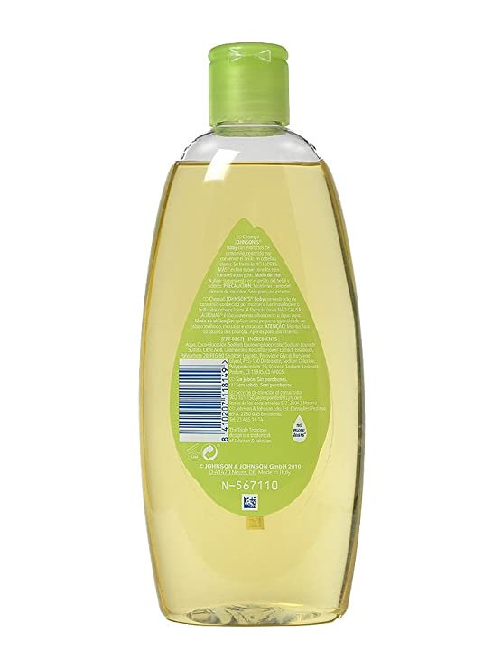 Johnsons baby - Baby champú camomila, 500 ml