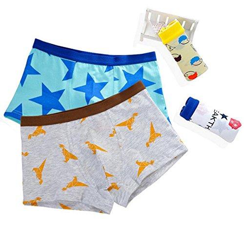 6b482ae479789 男の子 パンツ ボーイズ パンツ 4枚セット キッズ 綿 下着 子供 幼児 小学生 保育園