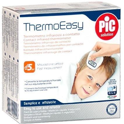thermoeasy Termómetro Infrarrojos a Contacto