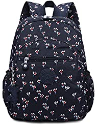 Oakarbo Mini Travel Daypack Nylon Cute Junior School Backpack