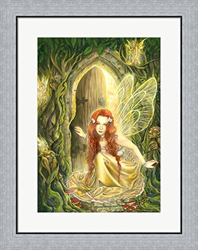 Amazon Threshold By Selina Fenech Framed Art Print Wall Picture