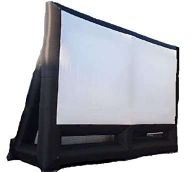 BAOSHISHAN - Pantalla hinchable para cine (8 m x 6 m): Amazon.es: Industria, empresas y ciencia