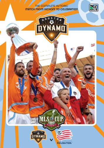 fan products of MLS Cup 2007 Championship Game - Houston Dynamo