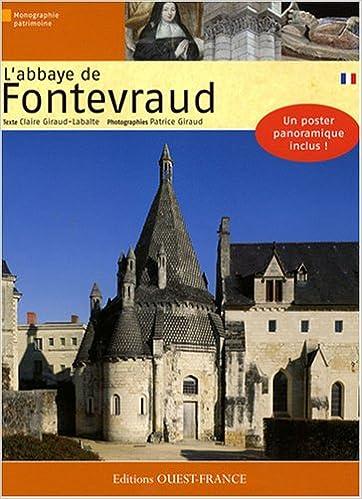 Lire en ligne L'abbaye de Fontevraud pdf epub