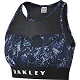 Oakley Womens Catalyst Bralette Top Underwear Medium Fathom