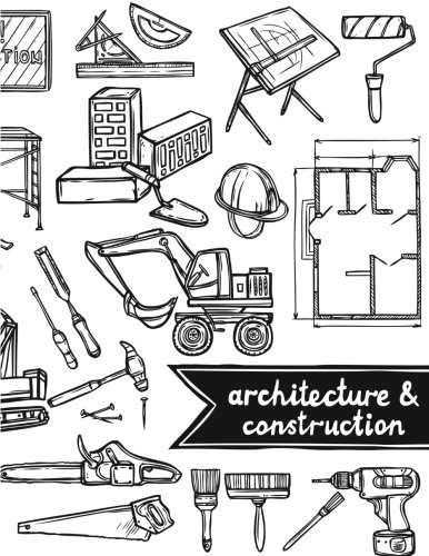 Download Architecture Construction Architect Journal Book Ruled