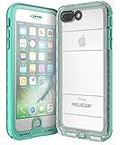 Pelican Marine Waterproof iPhone 7 Plus Case (Teal/Clear)