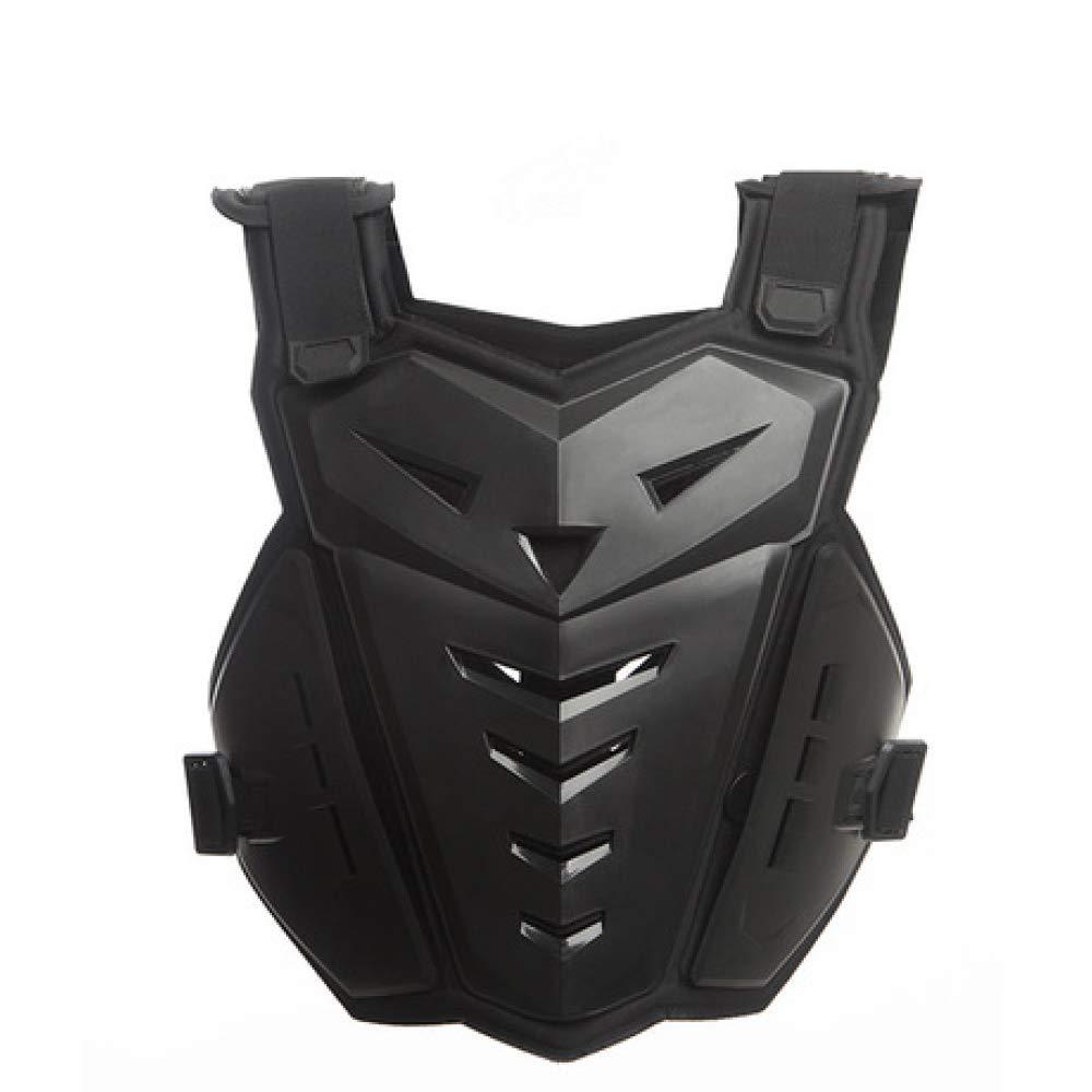 BUG-L Motocross-Rüstung, Ritter Outdoor Sports Schutzausrüstung Stoßfest Atmungsaktiv Brustschutz Zurück