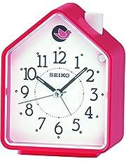 Seiko Väckarklocka plast glidande sekund
