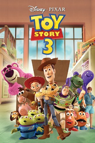 Image result for toy story 3 poster