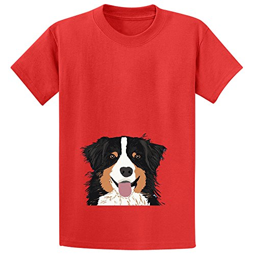 Price comparison product image Shepherd Cute Pastel Aussie Owner Gifts Must Haves For Dog Person Kids Shirts