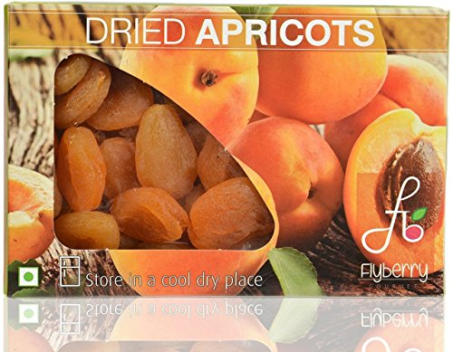 Flyberry Gourmet Dried Apricots (200g)