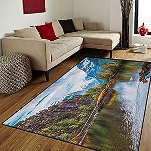 Amazon Com Nature Door Mats For Home Norway Mountain