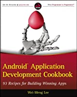 Android Application Development Cookbook Front Cover