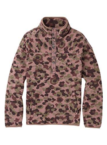 - Burton Sports_Apparel Hearth Fleece Pullover, Moss Camo, Small