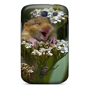 Funnylife4 Premium Protective Hard Cases For Galaxy S3- Nice Design - Omg Cute907