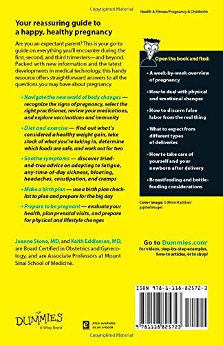 Pregnancy for dummies joanne stone keith eddleman mary duenwald pregnancy for dummies joanne stone keith eddleman mary duenwald 9781118825723 amazon books fandeluxe Document
