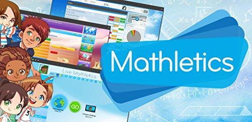 Mathletics Online Math [1 Year Subscription]