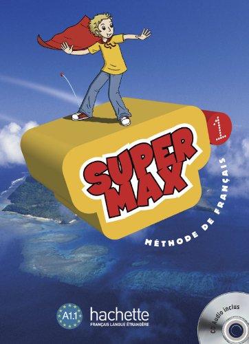 Super Max 1 - Livre de l