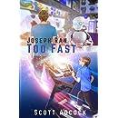 Joseph Ran TOO Fast!: Futuristic imagination of a Parkour ten year old.