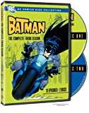 DVD : The Batman: The Complete Third Season (DC Comics Kids Collection)