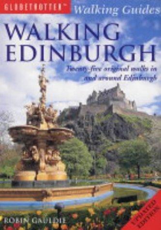 Walking Edinburgh (Globetrotter Walking Guides) by Robin Gauldie - Stores Edinburgh Mall