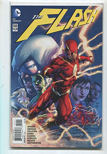 The Flash #50 NM Jensen Merino Pelletier Eisma Hanna Kordos DC Comics MD12 -