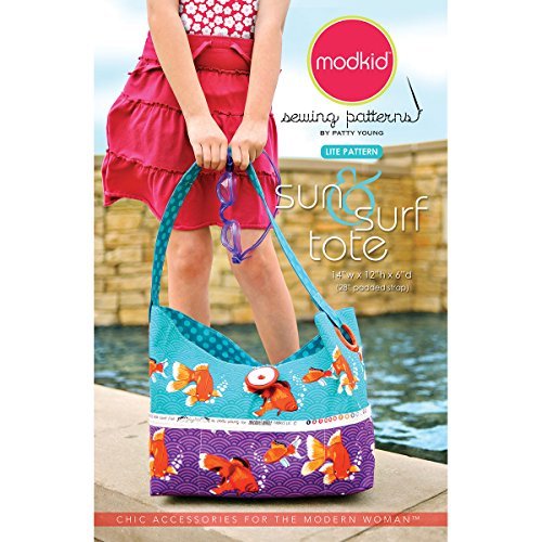 ModKid Sewing Patterns, Sun and Surf ()