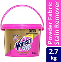 Vanish NapiSan Gold Pro Oxi Action Stain Remover Powder, 2.7kg