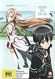 Sword Art Online - Volume 1 - Aincrad Part 1 [Eps 1-7] [NON-USA Format / PAL / Region 4 Import - Australia]
