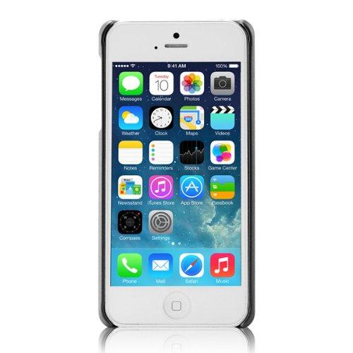 prodigee Coque Réseau, argent, fourrure iPhone 5