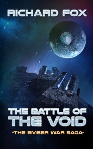 book cover of The Battle of the Void