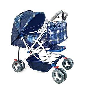 Babyzone® Stroller/Pram, Extra Large Seating...