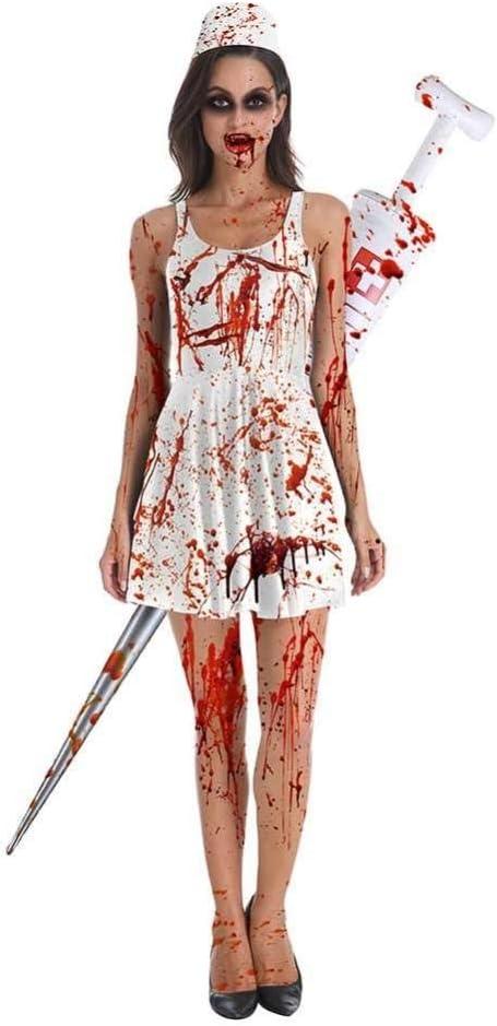 Lili Disfraz De Halloween para Mujer Vestido Y Tocado Disfraces De ...