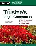 The Trustee's Legal Companion, Liza Hanks and Carol Elias Zolla, 141331189X