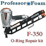 Paslode Framing Nailer O ring Rebuild Kit F350s - Complete O Ring kit - from Professor Foam