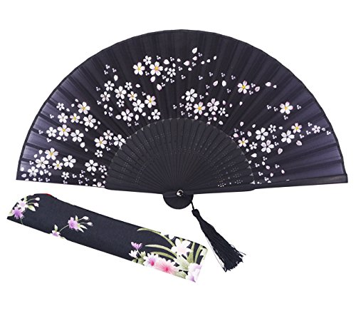 collapsible hand fan - 5