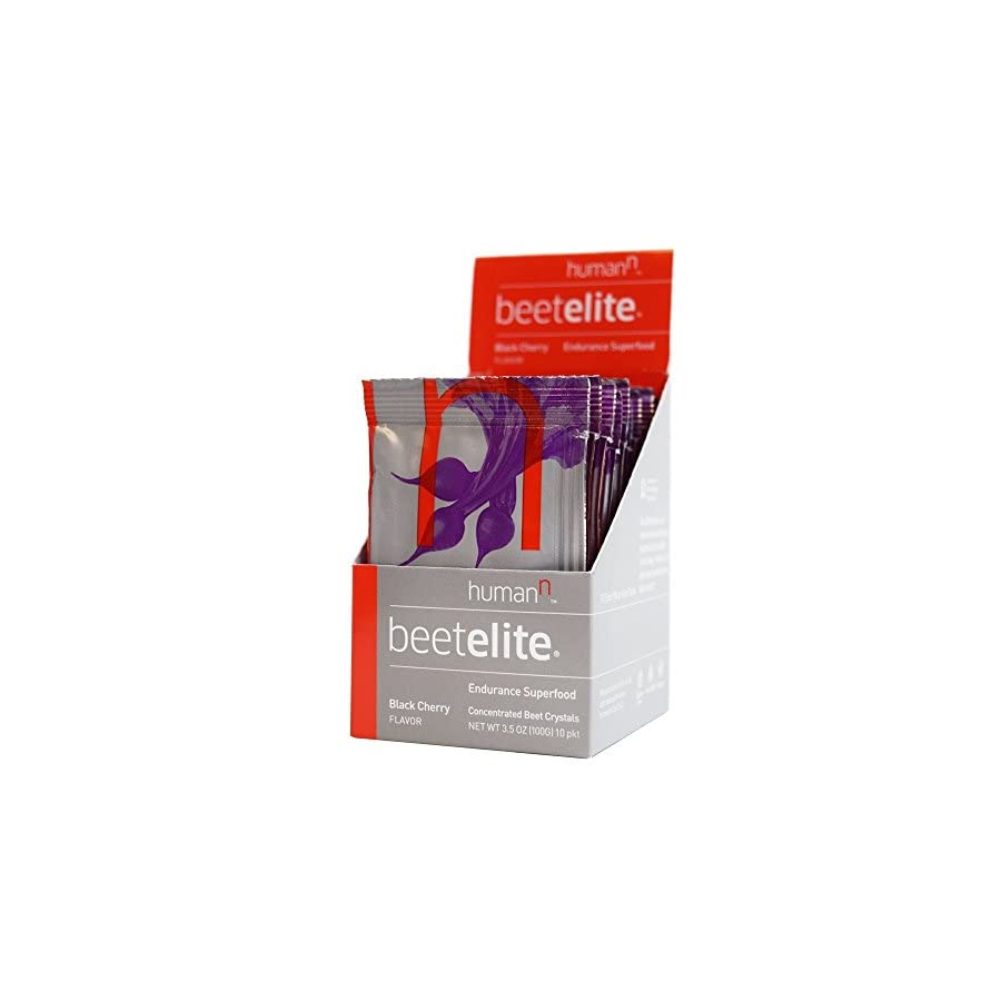 BeetElite Black Cherry Sport Nutrition Packs