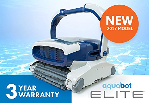 Aquabot Elite Inground Robotic Pool Cleaner