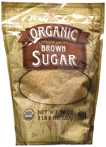 Organic Brown Sugar - Trader Joes Organic Brown Sugar,NET WT. 24 oz