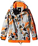 DC Big Boys' Ripley Boy Snow Jacket, Desert Camo Youth, 14/Large