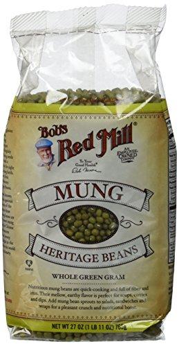 (Bob's Red Mill Mung Beans, 27 oz)